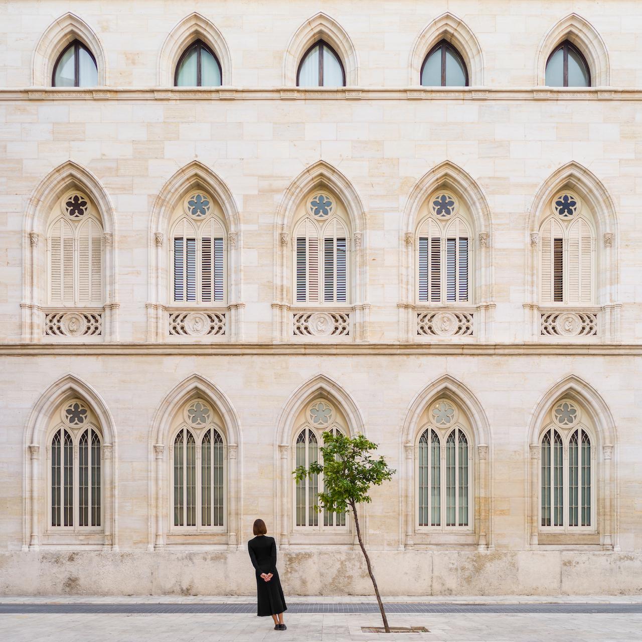 Annandaniel Anniset DrCuerda Anna Devís Daniel Rueda Curiocities Valencia Creative Fine Art Architecture photography Leaning Curve