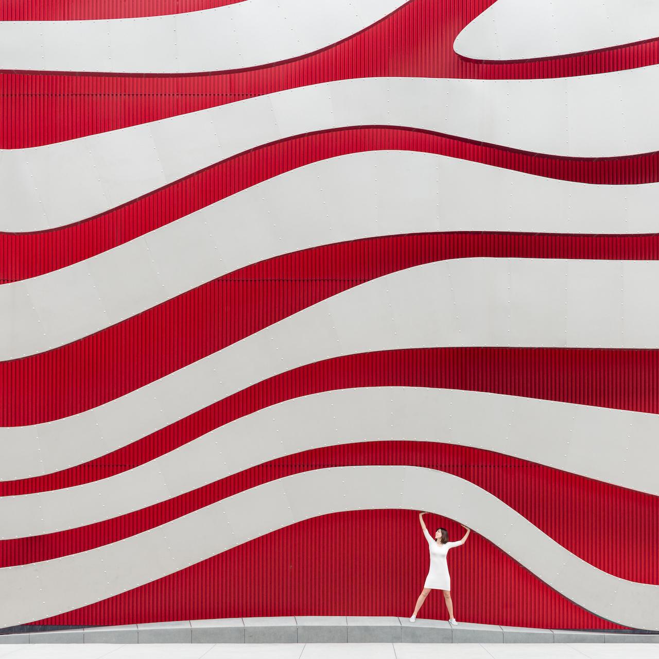 Annandaniel Anniset DrCuerda Anna Devís Daniel Rueda Curiocities Strong Red Los Angeles USA Petersen Automotive Museum