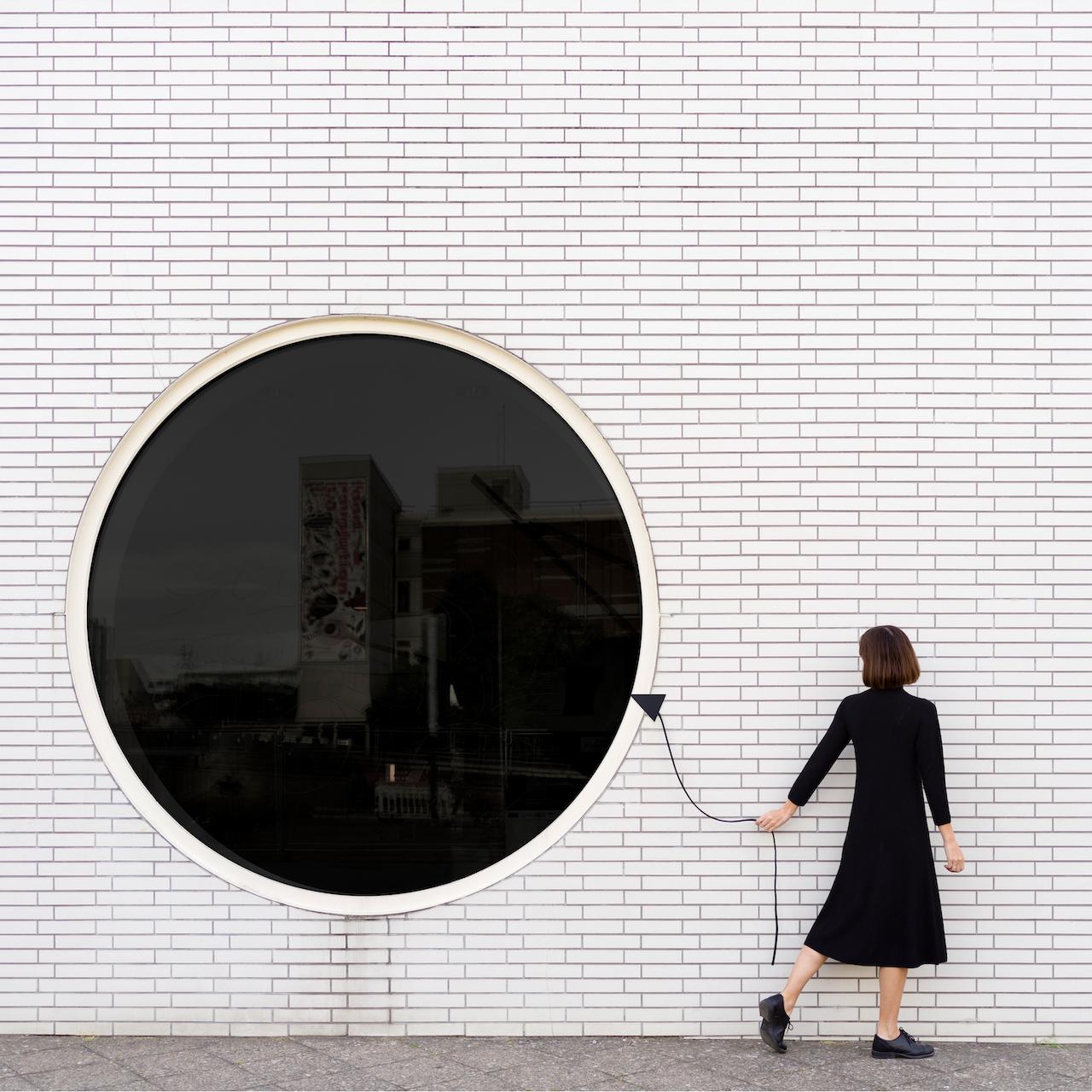 Annandaniel Anniset DrCuerda Anna Devís Daniel Rueda Happytecture Creative Minimal Surreal Fine Art Architecture Photography Balloonatic