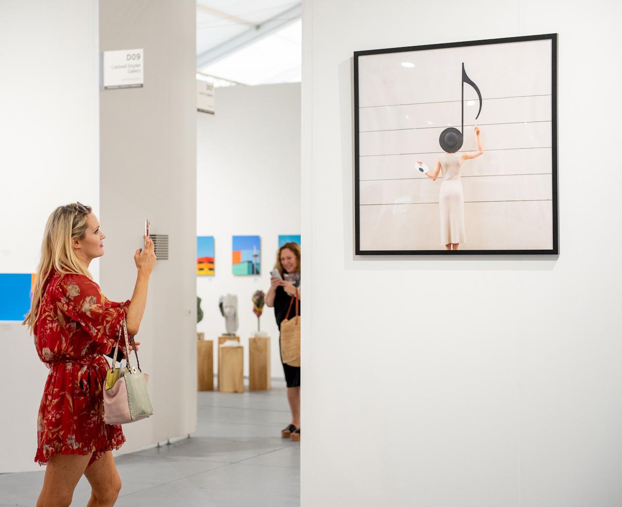 Scope Art Show Miami Daniel Rueda Anna Devís Silvia Lattova Art Basel