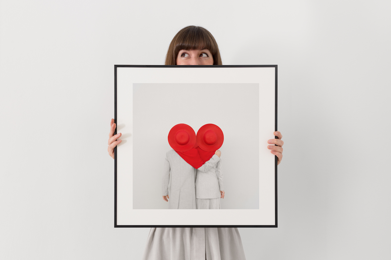 Anna Devís Daniel Rueda print limited edition photography artwork galería numbered Patricia Barrett Valentine's Day San Valentín regalo gift