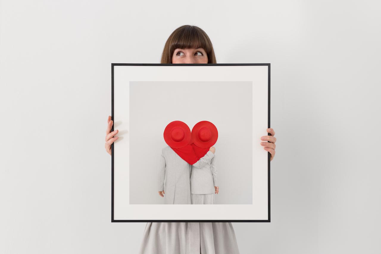 Anna Devís Daniel Rueda print limited edition photography artwork galería numbered Patricia Barrett Valentine's Day San Valentín regalo gift